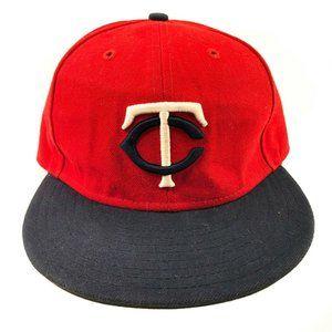 Minnesota Twins New Era MLB 9FIFTY Size 7